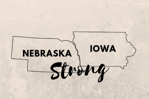 ServiceOne Supports #NebraskaStrong & #IowaStrong