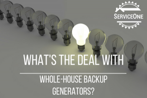What's The Deal With Whole-House Backup Generators?