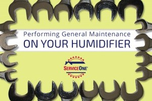 Performing General Maintenance On Your Humidifier