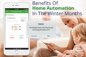 Benefits Of Home Automation In The Winter Months