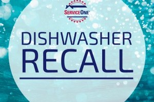 Dishwasher Recall Alert