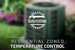 Residential Zoned Temperature Control
