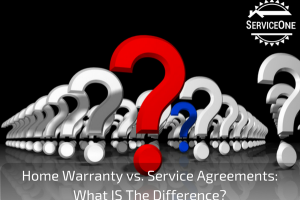 Home Warranty vs. Service Agreements - What IS The Difference?