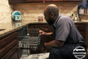 Five signs of dishwasher failure