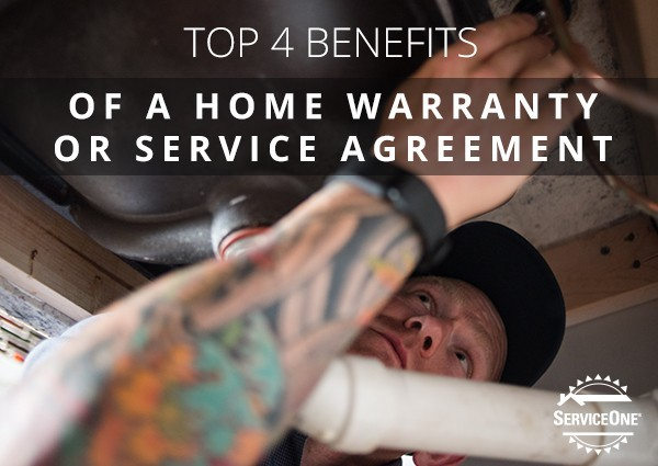 Top 4 Benefits Of A Home Warranty Or Service Agreement
