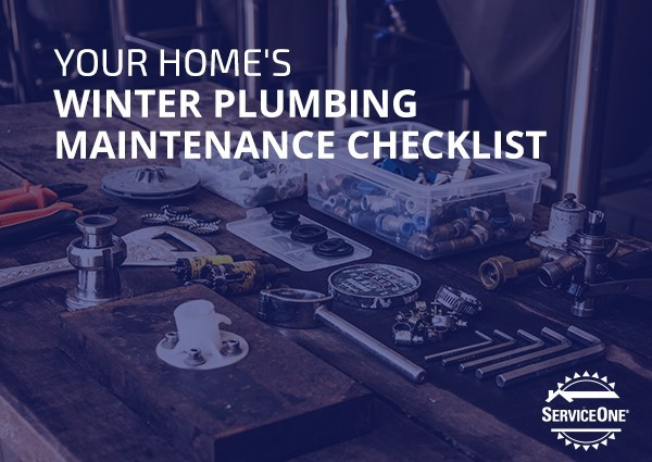 Your Home's Winter Plumbing Maintenance Checklist