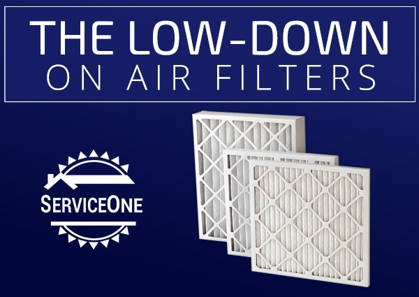 The Low-Down On HVAC Air Filters
