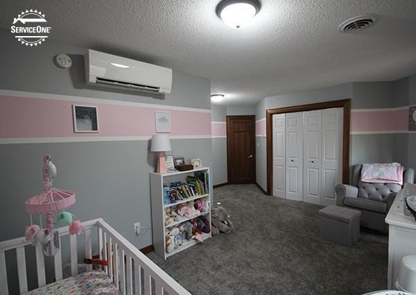 Preparing For Baby : With A Ductless Split