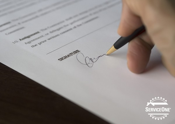 Everything you need to know about service agreements
