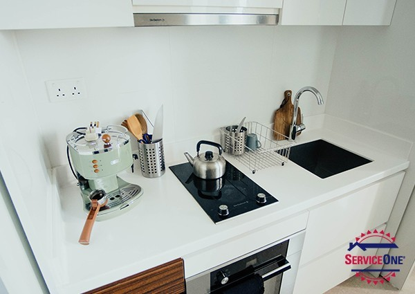 Tips on cleaning kitchen appliances