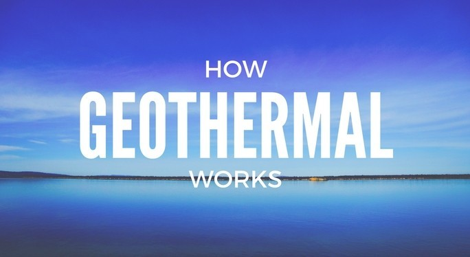 How Geothermal Works